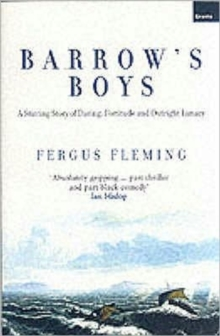 Barrow's Boys, Paperback Book