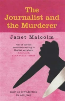 The Journalist and the Murderer, Paperback