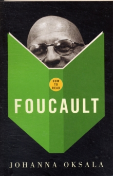 How to Read Foucault, Paperback