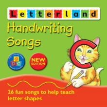 Handwriting Songs, CD-Audio