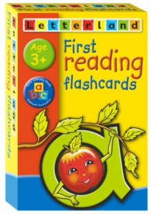 First Reading Flashcards, Cards