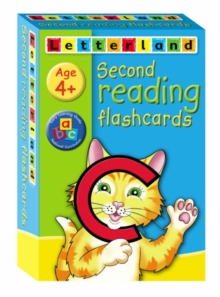 Second Reading Flashcards, Cards