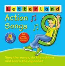 Action Songs, CD-Audio