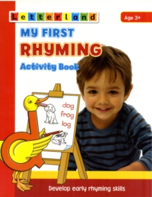 My First Rhyming Activity Book : Develop Early Rhyming Skills, Paperback
