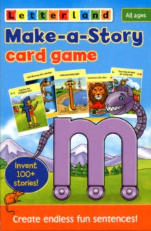 Make-a-Story Card Game, Cards