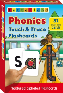 Phonics Touch & Trace Flashcards, Cards Book