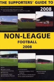 The Supporters' Guide to Non-league Football, Paperback