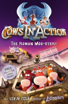Cows in Action 3: The Roman Moo-stery, Paperback Book