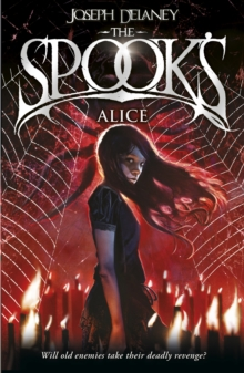 Spook's: Alice, Paperback Book