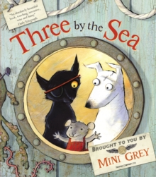 Three by the Sea, Paperback