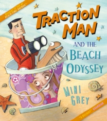 Traction Man and the Beach Odyssey, Paperback