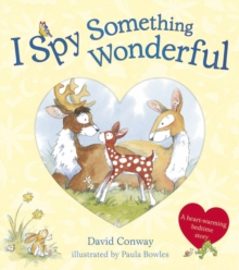 I Spy Something Wonderful, Paperback Book