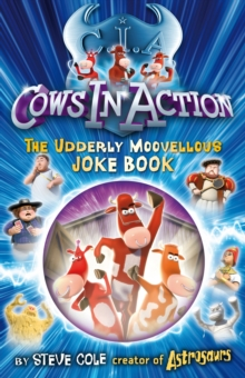 Cows in Action Joke Book, Paperback