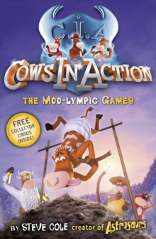 Cows in Action 10: The Moo-lympic Games, Paperback Book