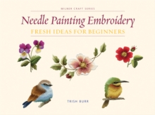 Needle Painting Embroidery Fresh Ideas, Paperback