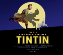 The Art of the Adventures of Tintin, Hardback Book