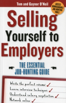 Selling Yourself to Employers, Paperback Book