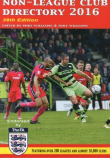 Non-League Club Directory 2016, Paperback