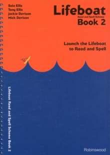 Lifeboat Read and Spell Scheme : Launch the Lifeboat to Read and Spell Book 2, Spiral bound
