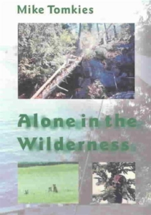 Alone in the Wilderness, Paperback Book