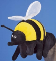 Jolly Phonics Puppet - Bee, Toy Book