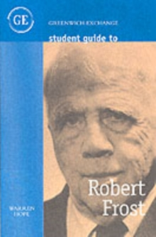 Student Guide to Robert Frost, Hardback