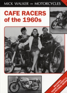 Cafe Racers of the 1960s, Hardback