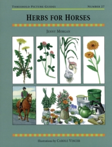 Herbs for Horses, Paperback Book