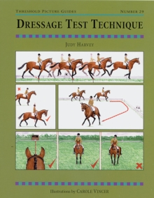 Dressage Test Technique, Paperback