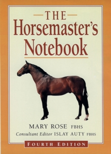 The Horsemaster's Notebook, Paperback