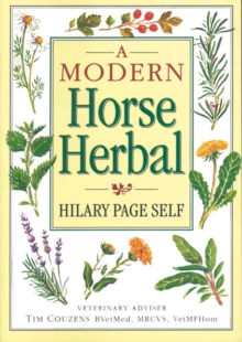 A Modern Horse Herbal, Paperback Book