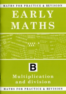 Maths for Practice and Revision : Early Maths Bk. B, Paperback