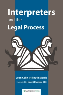 Interpreters and the Legal Process, Paperback