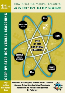 How to Do Non-Verbal Reasoning: a Step by Step Guide, Paperback Book
