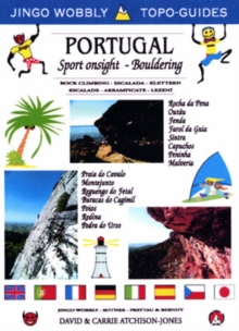 Portugal Sport Onsight : Bouldering, Paperback Book