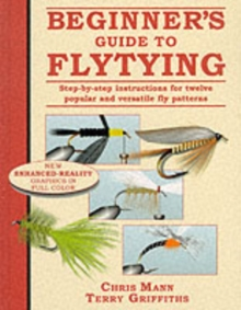 Beginner's Guide to Flytying, Hardback Book