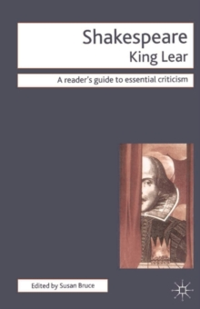 "William Shakespeare : ""King Lear"", Paperback"
