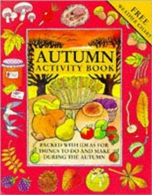 Autumn Activity Book, Paperback