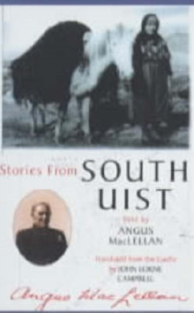 Stories from South Uist, Paperback