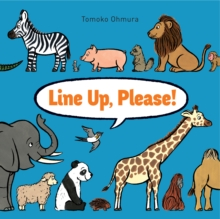 Line Up, Please!, Paperback Book