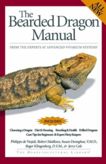 The Bearded Dragon Manual, Paperback Book
