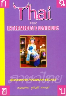 Thai for Intermediate Learners, Paperback