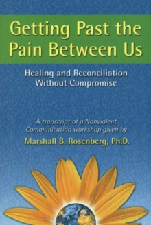 Getting Past the Pain Between Us : Healing and Reconciliation without Compromise, Paperback