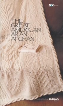 The Great American Aran Afghan, Paperback Book