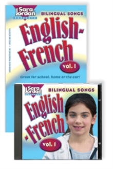 Bilingual Songs, English-French : Volume 1, Mixed media product Book
