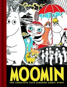 Moomin : The Complete Tove Jansson Comic Strip Bk. 1, Paperback