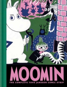 Moomin : The Complete Tove Jansson Comic Strip Bk. 2, Paperback