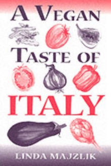 A Vegan Taste of Italy, Hardback Book