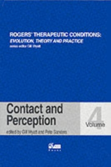 Contact and Perception, Paperback