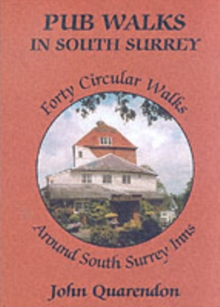 Pub Walks in South Surrey, Paperback Book